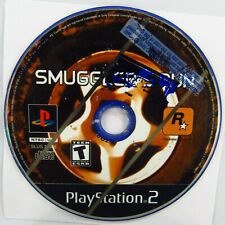 Smuggler's Run Sony Play Station 2 2002 PS2 Disc Only