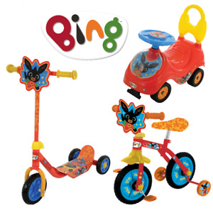 MV Sports Bing Outdoor Activity Toys - Scooters, Bicycles Bikes, Ride-Ons