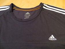 Schwarzes Basic Herren Jungen T-Shirt von Adidas 2XL essentials 1xgetragen