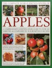 The Complete World Encyclopedia of Apples: A Comprehensive Identification Guide to Over 400 Varieties Accompanied by 95 Scrumptious Recipes by Andrew Mikolajski (Paperback, 2013)