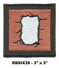 RAINBOW SIX OPERATOR PATCH - THERMITE - RBSIX38