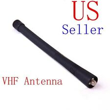 VHF Flexible Whip Antenna for MOTOROLA NAD6502AR CP150 CP200 P110 GP340 HT1250LS
