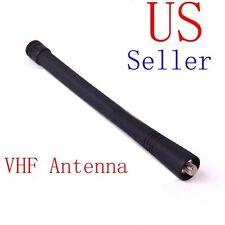VHF Flexible Whip Antenna for MOTOROLA NAD6502AR CP150 CP200 P110 GP340 HT1250LS