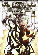 manga J-POP BLADE OF THE PHANTOM MASTER numero 14