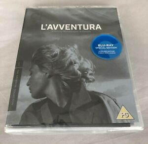 *NEW BUT CHECK PHOTOS FOR DAMAGE* L'Avventura [Criterion Collection, Region B]