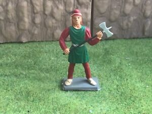 Starlux Ancient Phygrian / Persian warrior. Starlux France. Plastic
