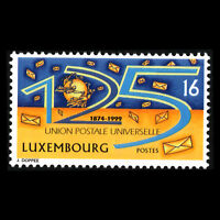 Luxembourg 1999 - 125th Anniversary of the Universal Postal Union - Sc 1012 MNH