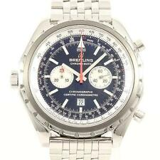 Authentic BREITLING A41360 A416B65NP Chrono-Matic Automatic  #260-000-897-0237