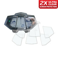 YAMAHA R-125 / MT-125 (2014-2018) Dashboard Screen Protector - 2 x Ultra Clear