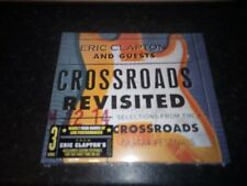ERIC CLAPTON AND GUESTS – CROSSROADS REVISITED 3 CD 2016 RHINO NEW AND SEALED