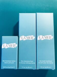 La Mer Cleansing Foam Hans Treatment Brand New 100% Genuine Fresh Stock