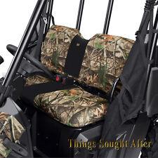 CAMO SEAT COVER for MIDSIZE 2011 POLARIS RANGER 500 EFI 400 EV LSV HO & Crew