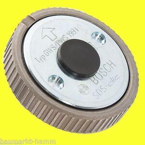 BOSCH Schnellspannmutter SDS-Clic M14  für GWS usw  Winkelschleifer Spannmutter