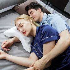 1x Zero Pressure Home Beg Pillow Memory Foam U-Shape Pillow Couple Hug Pillow