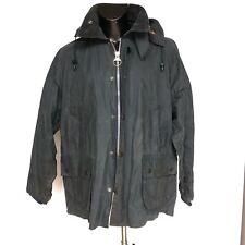 Barbour Giacca Uomo Bedale Blu C46/117CM L Cappuccio+gilet-Navy jacket hood+vest
