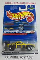 HOT WHEELS (2000) FIRST EDITIONS ROLL CAGE RARE COLLECTABLE NO.091 HTF MOC!