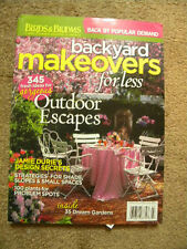 BACKYARD MAKEOVERS 345 FRESH IDEAS FOR GORGEOUS OUTDOOR ESCAPES 35 DREAM GARDENS