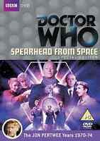 Doctor Who - Sperhead da Spazio (Edizione Speciale) Jon Pertwee Is Dr Who Nuovo