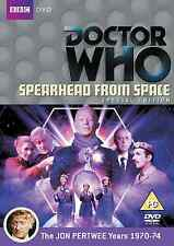 Doctor Who - Spearhead from Space (Special Edition) VGC CONDITION - Dr Who ++++