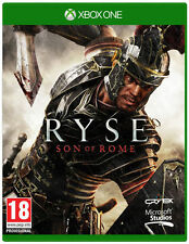 RYSE SON OF ROME DAY ONE EDITION Xbox One MS XBOX1 Video Game UK Release Sealed
