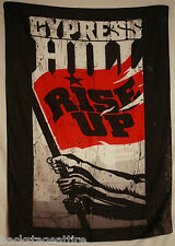 Cypress Hill Rise Up Tom Morello Textile Fabric Cloth Poster Flag Tapestry-New!