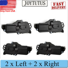 4PCS Door Lock Actuators Left and Right Side for Ford F150 F250 F350 F450 F550