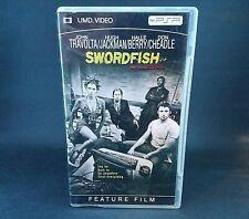 Swordfish - Passwords Accepted (PSP UMD Movie, 2006) Hugh Jackman, Halle Berry..