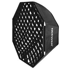 """Neewer Portable Studio Octagon Softbox with Grid Bowens Mount 30""""x30"""" Beehive"""