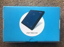 "ZTE Trek 2 HD 16GB, Wi-Fi + 4G LTE (AT&T) Android 8"" Tablet - Black"