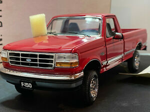 Franklin Mint 1996 Ford F150 Pickup Truck 1/24 Scale Diecast New Opened For Pics