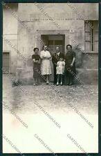 Como Cagno COLLA Foto cartolina QK3745