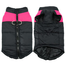 Cold Weather Dog Clothes Warm Jacket Coat Vest for Small Medium Large Dogs S-7XL