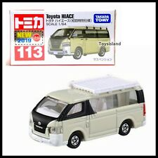 TOMICA 113 Toyota Hiace 1/64 2019 March NEW MODEL TOMY First edition