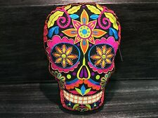 CUSHION SUGAR SKULL DESIGN