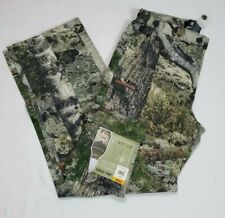 MOSSY OAK MOUNTAIN COUNTRY CAMOUFLAGE CARGO PANTS HUNTING M (32-34) NWT