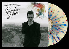 PANIC AT THE DISCO Too Weird To Live LP SPLATTER COLOR VINYL New STILL SEALED