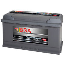 Autobatterie 105Ah 12V 930A/EN ersetzt 88Ah 95Ah 100Ah 110Ah Audi BMW Mercedes