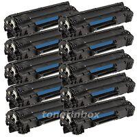 10pk Compatible CF283A 83A Toner Cartridge For LaserJet Pro MFP M201dn M225dn/dw