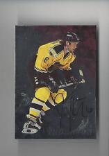 1998-99 Be A Player Joe Thornton AUTOGRAPH Bruins