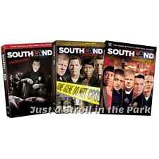Southland: The Complete TV Series Seasons 1 2 3 4 5 Cop Drama DVD Box Sets NEW!