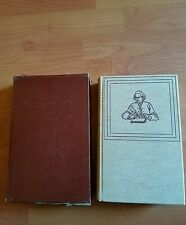 The Confessions of Jean-Jacques Rousseau 1955 With Slipcase