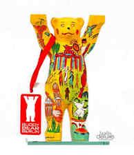 Buddy Bear Berlín sights nuevo/en el embalaje original caracteres cierto 22cm oso + placa de vidrio souvenir