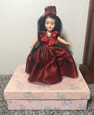 Nancy Ann Storybook Doll #468 Donna Maria