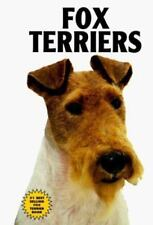 Fox Terriers by Evelyn Miller
