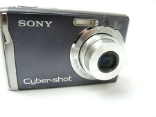 Sony Cybershot DSC-W80 7.2MP Digital Camera -