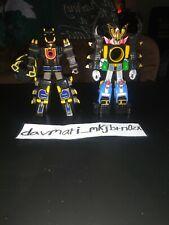 Bandai Power Rangers Ninja Storm Lot of 2: Thunder Megazord &Hurricaine Megazord