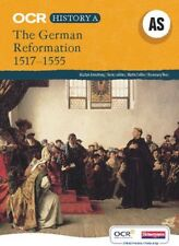 OCR A Level History A: The German Reformation 1517-1555, Mr Alistair Armstrong |