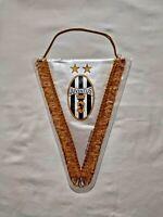 GAGLIARDETTO JUVENTUS football PENNANT ANNI '90