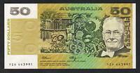 Australia R-512. (1990) 50 Dollars - Fraser/Higgins.. aU-UNC