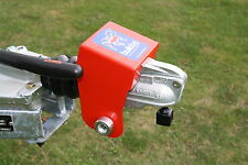 NEW!! Bulldog High Security Compact Hitch Trailer Lock - For Ifor Williams - AV